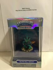 Skylanders Trap - Eon's Elite Gill Grunt - Works w/Superchargers - Free Shipping