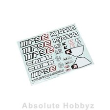 Kyosho Decal Set MP9e - KYOIFD501