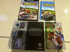 MARIO KART DOUBLE DASH GAMECUBE GAME PAL - complete