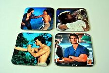 Roadhouse Patrick Swayze COASTER Set #1