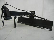 HAYES TRACTOR GRADER BLADES 8FT BLACK HYDRAULIC - 3 POINT LINKAGE