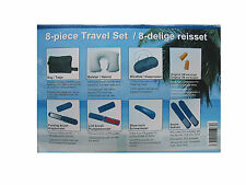 TRAVEL SET 8 PIECE SALE ONLY £3.99