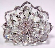 DAHLIA FLOWER 2015 SWAROVSKI CRYSTAL RETIRED  #5129463