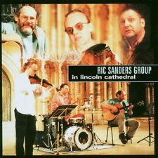RIC SANDERS GROUP - IN LINCOLN CATHEDRAL 2CDs (NEW SEALED) Live Folk
