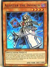 Yu-Gi-Oh - 1x Aleister the Invoker - FUEN - Fusion Enforcers - Englisch