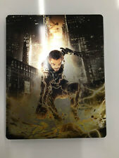 Deus Ex Metal game case Steelbook XBOX One Ps4 PC no game included