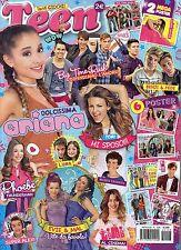 Teen 2016 108#Ariana Grande,Kira Kosarin,Kendall Schmidt-BTR,Karol Sevilla,qqq
