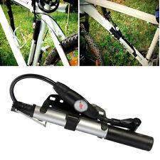 Portable Haute Pression Vélo Pompe À Air Gonfleur pour Pneu Boule De Pneu