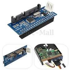 40-Pin IDE Female To SATA 22-Pin Male Adapter ATA To Serial SATA Card Converter