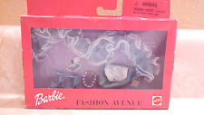 1999 Barbie Fashion Avenue New Year Sparklers Accessories Pack New NRFB Mattel