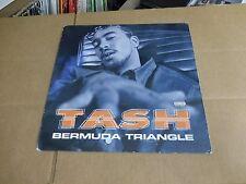 "TASH BERMUDA TRIANGLE  PIC SLEEVE   VINYL 12"""