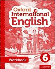 Oxford International Primary English Student Workbook 6 New Paperback Book Emma