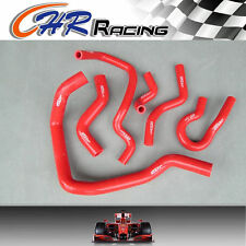 For 1992-2000 HONDA CIVIC EG EG6 EK D15 D16 RADIATOR SILICONE COOLANT HOSE RED