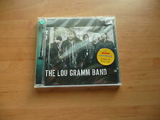 @ CD LOU GRAMM BAND - S/T / FRONTIERS RECORDS 2009 SS / AOR USA FOREIGNER