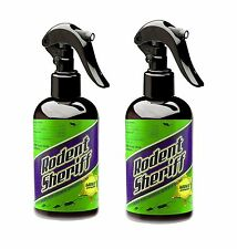 Rodent Sheriff - Get Rid of Rats and Mice Easily - Set of 2 Two Bottles New
