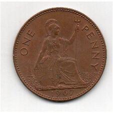 GREAT BRITAIN PENNY 1967 Elizabeth II