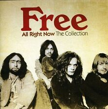 All Right Now: The Collection - Free (2012, CD NEU)