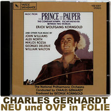 The Prince and the Pauper - Erich Wolfgang Korngold - Soundtrack CD NEU und OVP