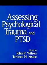 Assessing Psychological Trauma and PTSD-ExLibrary