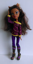 Muñeca Monster High-Clawdeen Wolf Y Gratis Tarjeta De Fotos de Monster High X 3