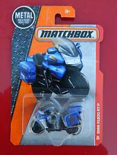 Matchbox BMW R1200 RT-P 83 of 125 MBX Heroic Rescue State Police Motorcycle