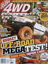 Australian 4WD Action Magazine No 195 - Budget Off Road Tests 20% Bulk Discount