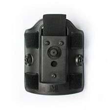 IMI Black Tactical Drop Leg Holster use by IDF fits all IMI holsters