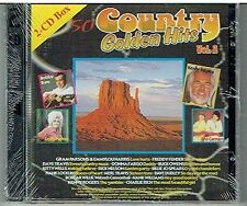 50 Country Golden Hits 2 Gram Parsons & Emmylou Harris, Sandy Posey, Da.. [2 CD]