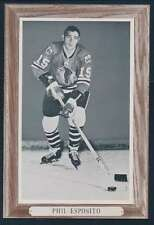 1964 Beehive Photos Group 3 III #NNO Phil Esposito  Black Hawks EXMT+    37763