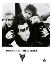 "Doctor and the Medics 10"" x 8"" Photograph no 1"