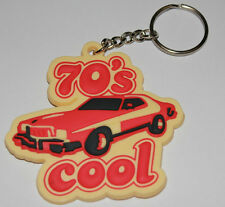 70`s Cool Starsky & Hutch Car KEYRING Key Chain Retro Brand New Gift