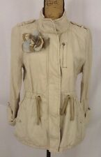 NWOT DAUGHTERS OF THE LIBERATION Anthropologie  Khaki Jacket Size 12