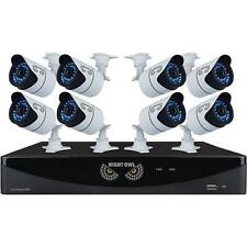 Night Owl F9-161-8930 8 Camera 16 Channel Video Security System