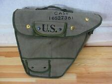 US ARMY JEEP Case/Canvas Bag Tasca Laterale Porta WILLYS JEEP FORD GPW m201
