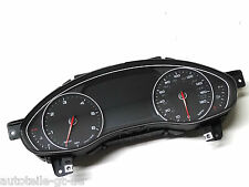 Audi A6 A7 4G TDI Diesel Facelift Cluster Speedometer Tacho 4G8920986R