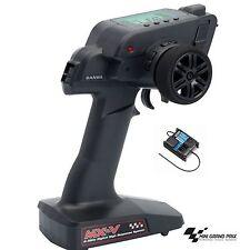 Sanwa MX-V transmisor/rx-37w empfaenger set (hermético) 101a30886a