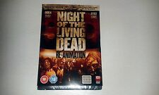Night Of The Living Dead Re-animation (DVD, 2012)
