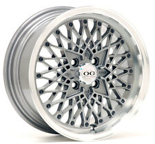 15x8 Axis Og-San Gray Wheel/Rim(s) 4x100 4-100 15-8