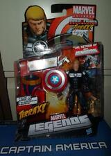 MARVEL LEGENDS Captain America BAF Terrax Avengers FIGURE New steve rogers