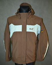 Jack Wolfskin Texapore Hooded Womens Jacket Coat Size XL Genuine Top