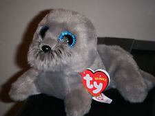 Ty Beanie Baby - WIGGY the Sea Lion ~ NEW for 2016 ~ Very Cute ~ IN HAND