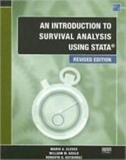 An Introduction to Survival Analysis Using Stata, Revised Edition