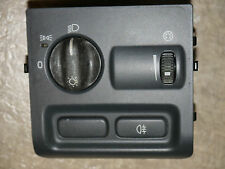 01 2001 Volvo S40 head light fog lamp dimmer high beam switch control OEM