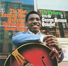 It's Uptown [Expanded] by The George Benson Quartet (Guitarist)/George Benson...