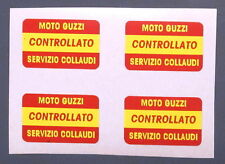 MOTO GUZZi 850  LEMANS 1/2/ FACTORY INSPECTED DECALS/CARBS/G/BOX/DIFF