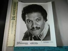 Rare Original VTG Star Wars Billy Dee Williams Return of the Jedi Bob Penn Photo