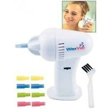 WaxVac Electronic Ear Wax Vac Cleaner