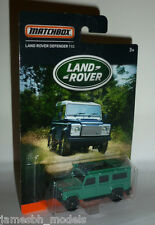 Matchbox Land Rover Defender 110 (2016) NEW