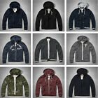 New Abercrombie & Fitch Men's Hoodie Jacket Size S,M,L