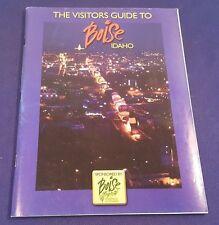 BOISE IDAHO Vistors Guide